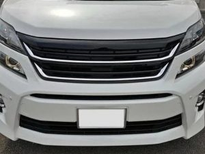 TOYOTA VELLFIRE FRONT BUMPER MODELISTA GRILLE